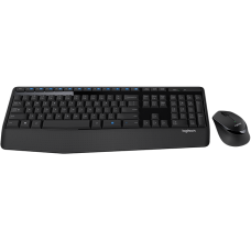 Logitech Wireless Keyboard And Mouse MK345