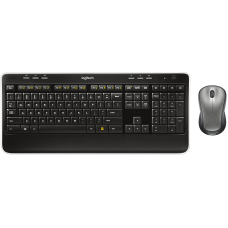 Logitech Wireless Keyboard And Mouse MK520