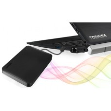 "Toshiba USB 3.0 Canvio Ready 2.5"" Portable Hardisk"