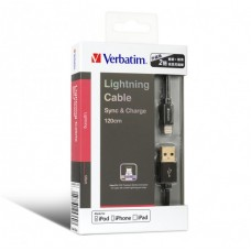 Verbatim Lightning Cable w/MFI Certified